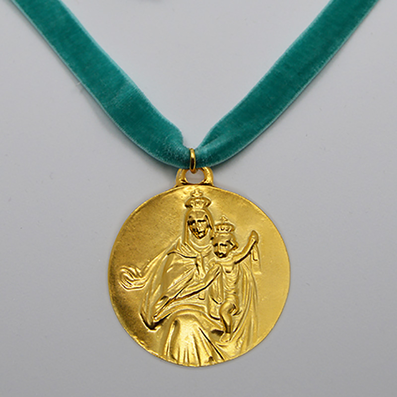 4a2d7ac08 Medalla Escapulario de la Virgen del Carmen - Medallas religiosas Bymima