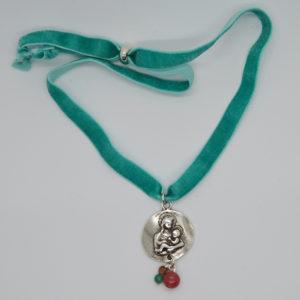 Medalla Madonna Rafaello