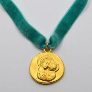 Medalla Virgen del Buen Consejo
