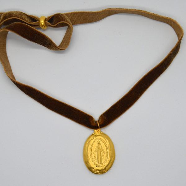 Medalla Virgen Milagrosa