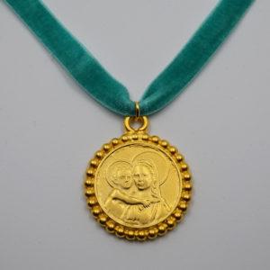 Medalla Santa María de Caná