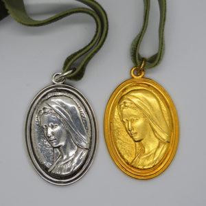 Medalla Virgen Divina Misericordia