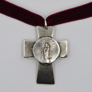 Cruz Virgen del Pilar