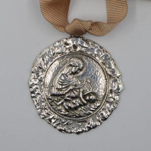 Medalla de cuna