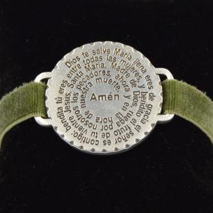pulsera Ave María