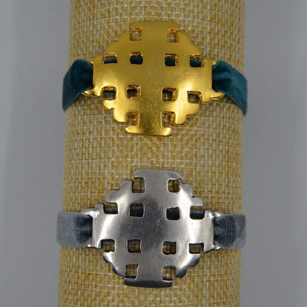 Pulsera Cruz de Jeruslén