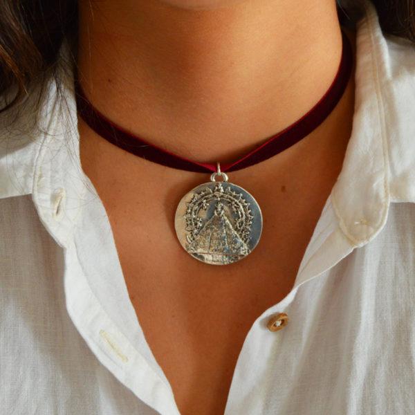 Medalla Virgen del Prado
